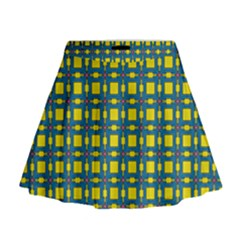 Wannaska Mini Flare Skirt