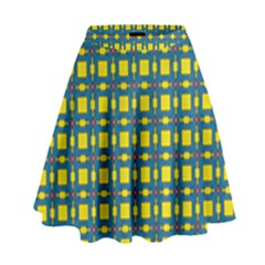 Wannaska High Waist Skirt