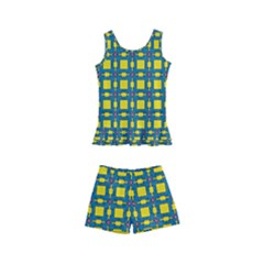Wannaska Kids  Boyleg Swimsuit
