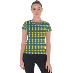 Wannaska Short Sleeve Sports Top