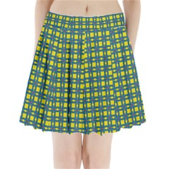 Wannaska Pleated Mini Skirt