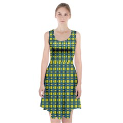 Wannaska Racerback Midi Dress