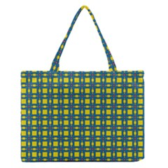 Wannaska Zipper Medium Tote Bag