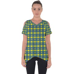 Wannaska Cut Out Side Drop Tee