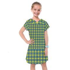 Wannaska Kids  Drop Waist Dress