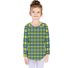 Wannaska Kids  Long Sleeve Tee