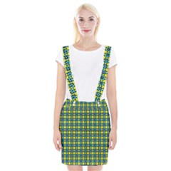 Wannaska Braces Suspender Skirt