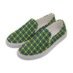 Wannaska Women s Canvas Slip Ons