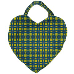 Wannaska Giant Heart Shaped Tote