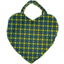 Wannaska Giant Heart Shaped Tote View1