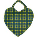 Wannaska Giant Heart Shaped Tote View2