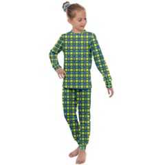 Wannaska Kids  Long Sleeve Set