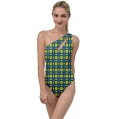 Wannaska To One Side Swimsuit