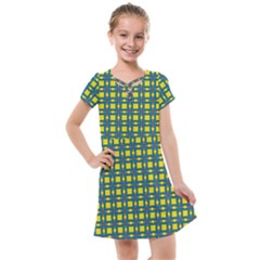 Wannaska Kids  Cross Web Dress
