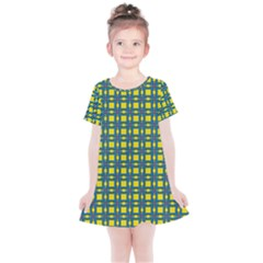 Wannaska Kids  Simple Cotton Dress