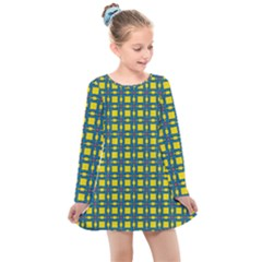 Wannaska Kids  Long Sleeve Dress