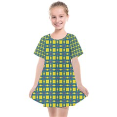 Wannaska Kids  Smock Dress