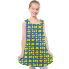 Wannaska Kids  Cross Back Dress
