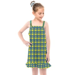 Wannaska Kids  Overall Dress
