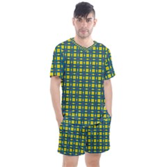 Wannaska Men s Mesh Tee and Shorts Set