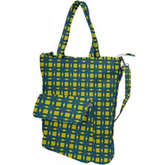 Wannaska Shoulder Tote Bag