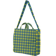 Wannaska Square Shoulder Tote Bag