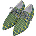 Wannaska Women s Pointed Oxford Shoes View2