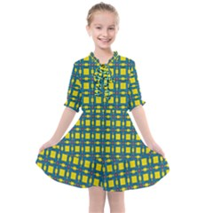 Wannaska Kids  All Frills Chiffon Dress