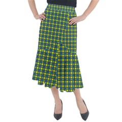 Wannaska Midi Mermaid Skirt