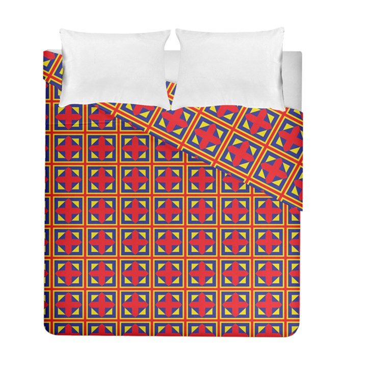 Ambrose Duvet Cover Double Side (Full/ Double Size)