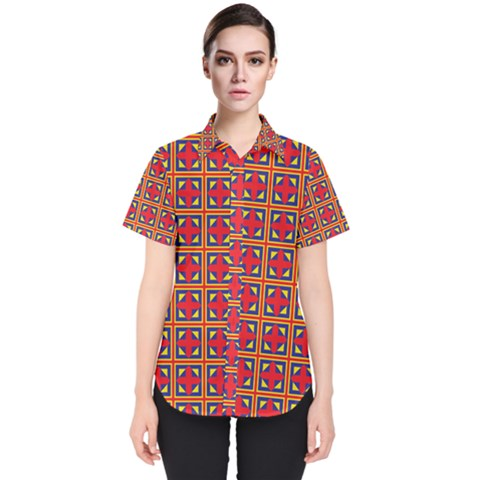 Ambrose Women s Short Sleeve Shirt by deformigo