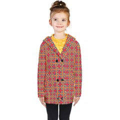 Ambrose Kids  Double Breasted Button Coat