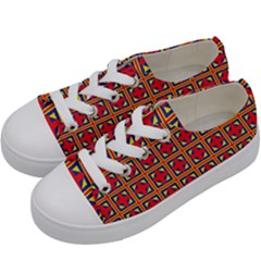 Ambrose Kids  Low Top Canvas Sneakers