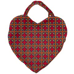 Ambrose Giant Heart Shaped Tote