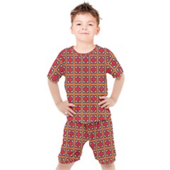 Ambrose Kids  Tee And Shorts Set
