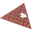 Ambrose Wooden Puzzle Triangle View2