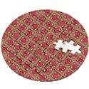 Ambrose Wooden Puzzle Round View2