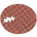 Ambrose Wooden Puzzle Round View3