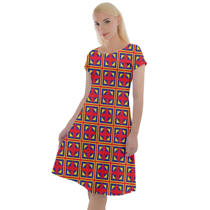 Ambrose Classic Short Sleeve Dress