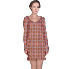 Persia Long Sleeve Nightdress