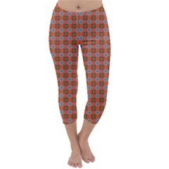 Persia Capri Winter Leggings