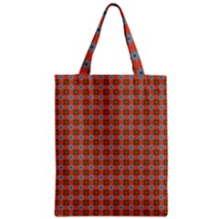 Persia Zipper Classic Tote Bag