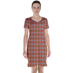 Persia Short Sleeve Nightdress