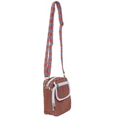 Persia Shoulder Strap Belt Bag