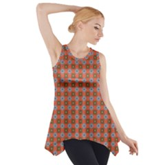 Persia Side Drop Tank Tunic