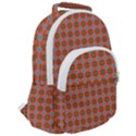 Persia Rounded Multi Pocket Backpack View2