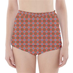 Persia High-Waisted Bikini Bottoms