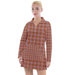 Persia Women s Long Sleeve Casual Dress