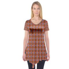 Persia Short Sleeve Tunic