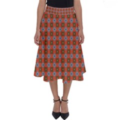 Persia Perfect Length Midi Skirt